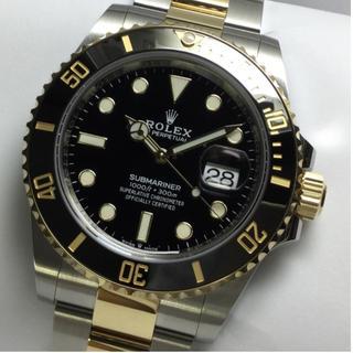 ROLEX - 新型サブマリーナ 126613LN  2020.9.29日印