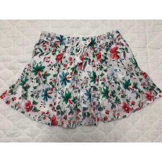 ベビーギャップ(babyGAP)のbaby GAP  花柄スカート 80(スカート)