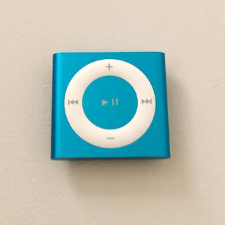 Apple - 極美品 iPod shuffle 2GB ブルー Apple