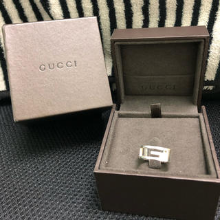 Gucci - GUCCIリング★14号