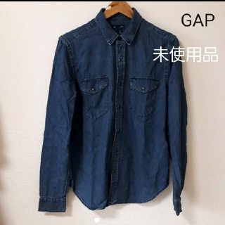 ギャップ(GAP)のGAP デニムシャツ ダンガリーシャツ(シャツ)