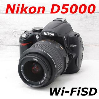 Nikon - ❤️Wi-FiSDでスマホへ❤️自撮り❤️Nikon D5000