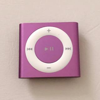 Apple - 極美品 iPod shuffle 2GB パープル apple