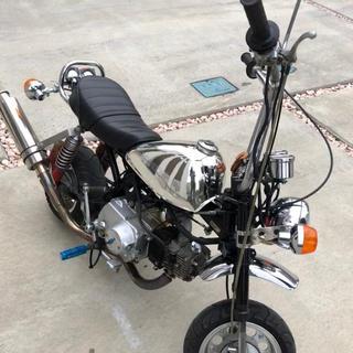 ホンダ - ホンダ モンキー 50cc登録