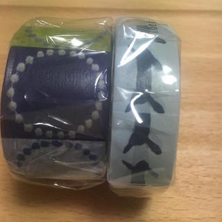 ミナペルホネン(mina perhonen)のミナペルホネン マスキングテープ 2個セット(テープ/マスキングテープ)