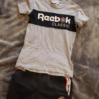 リーボック(Reebok)のReebok ❁ 上下セット(Tシャツ/カットソー)