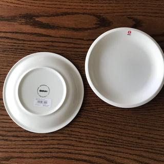 イッタラ(iittala)の【未使用】iittala イッタラ ラーミプレート2点(食器)
