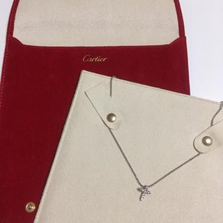 カルティエ(Cartier)のカルティエネックレスケース(その他)