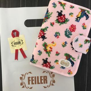 フェイラー(FEILER)の【新品】フェイラー 母子手帳ケース ハイジ(母子手帳ケース)