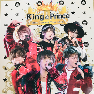 Johnny's - King & Prince First Concert Tour  DVD」