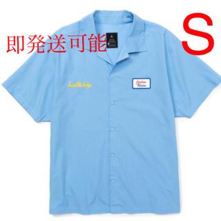 NIKE - union Jordan mechanic shirt