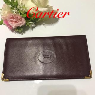 カルティエ(Cartier)の【正規品】カルティエ カードケース(名刺入れ/定期入れ)