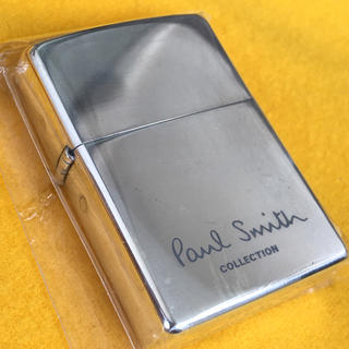 Paul Smith - ZIPPO Paul Smith COLLECTION シンプルシルバー