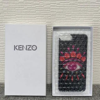 KENZO - ★ ★新品正規【KENZO】iPhone7/8 plus ケース コーラル