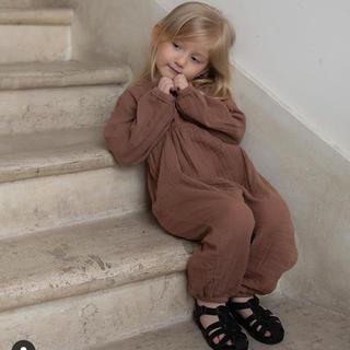 Caramel baby&child  - minimom  サロペット 4y