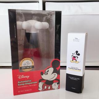 Disney - ミッキー 自動ソープディスペンサー  ディズニー