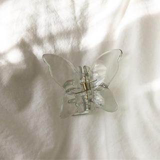dholic - 蝶 ヘアクリップ