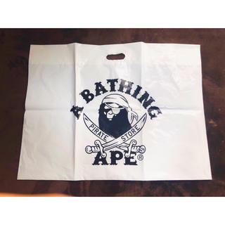アベイシングエイプ(A BATHING APE)のAPE 特大 ショップ袋(ショップ袋)