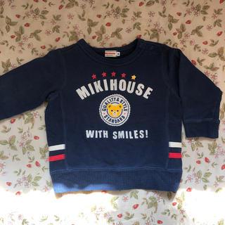 mikihouse - ミキハウス トレーナー 90