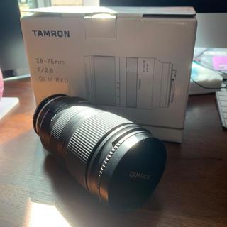 TAMRON - Tamron 28-75 F/2.8 Di III RXD