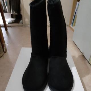 ズーティー(Zootie)の新品未使用 ムートンブーツ ブラック Mサイズ(ブーツ)