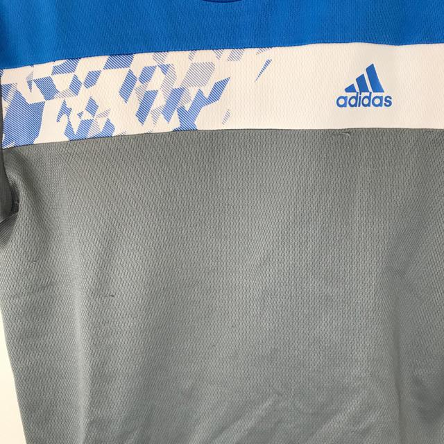 adidas(アディダス)のアディダス Tシャツ スポーツ/アウトドアのサッカー/フットサル(ウェア)の商品写真