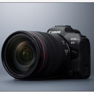 Canon - canon EOS R5 (国内正規品 メーカー保証有)