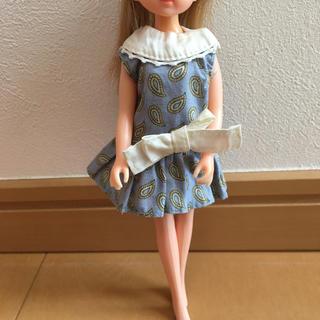 バンダイ(BANDAI)のバンダイ リカチャン 服 ヴィンテージ 日本製(人形)