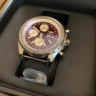 ぱーる様専用 ブライトリング ベントレー BREITLING  腕時計(腕時計(アナログ))