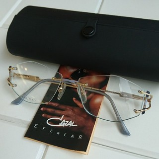 CAZAL眼鏡164ブルー未使用