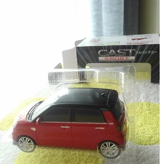 ダイハツ - (新品) ダイハツ CAST(SPORT)プルバックカー