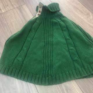 デニムダンガリー(DENIM DUNGAREE)の美品 カムチャット&クローゼット フィス ポンチョ 秋冬 コート(コート)