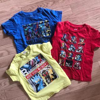 ユニクロ(UNIQLO)のビルドTシャツ(特撮)