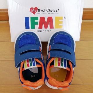 イフミー IFME スニーカー 14cm