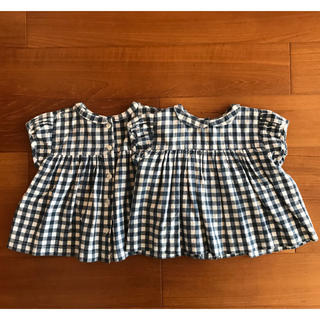 Caramel baby&child  - little cotton clothes  ブラウス バラ売り可 双子
