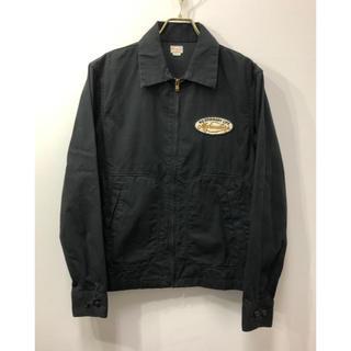 クーティー(COOTIE)のCOOTIE クーティー 刺繍 ワッペン ドリズラー ジャケット S 日本製(ブルゾン)