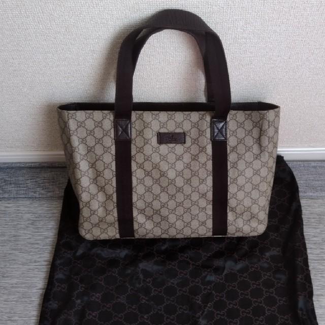 Gucci(グッチ)のGUCCI トートバッグ レディースのバッグ(トートバッグ)の商品写真