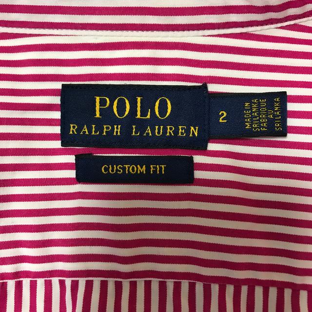POLO RALPH LAUREN(ポロラルフローレン)のRalph Lauren レディースシャツ レディースのトップス(シャツ/ブラウス(長袖/七分))の商品写真