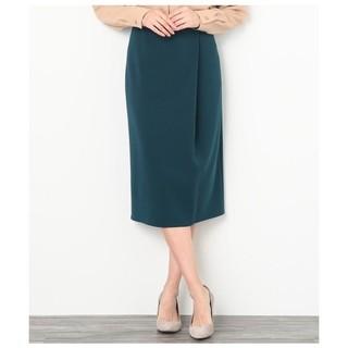 ROPE - ROPE ダブルクロスタックタイトスカート