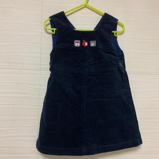 familiar - Familiar ジャンパースカート
