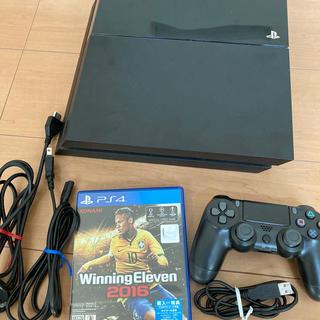 PlayStation4 - PS4プレイステーション4本体 500GB フルセット 動作確認済