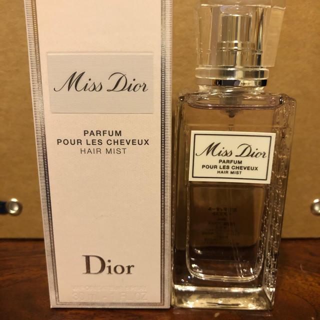 Christian Dior(クリスチャンディオール)のミスディオールヘアミスト コスメ/美容のヘアケア/スタイリング(ヘアウォーター/ヘアミスト)の商品写真