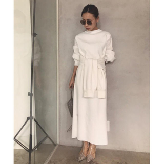 Ameri VINTAGE - MANY WAY DOCKING SHIRT DRESS【Sサイズ】