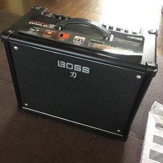 ボス(BOSS)のBOSS KATANA KTN-50 (ギターアンプ)