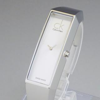 カルバンクライン(Calvin Klein)の◆大感謝セール◆ カルバン・クライン 新品 レディース 腕時計 バングルタイプ(腕時計)