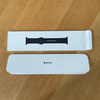 Apple Watch - 最終値下げ 純正 Apple Watch 44mm バンド ブラック