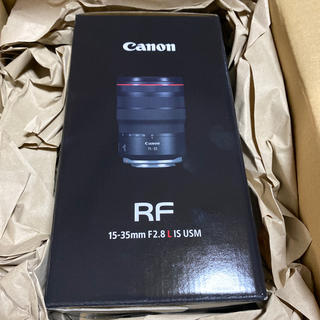 Canon - CANON RF15-35mm F2.8 L IS USM 広角ズームレンズ