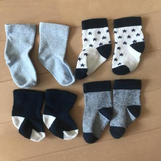 アカチャンホンポ - 新生児靴下セット