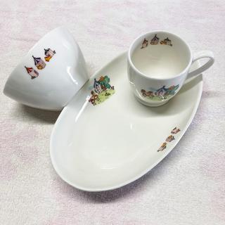 絶版品 今井杏コレクション「鳥の巣発見」 3種 新品(食器)