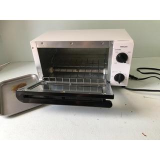 ヤマゼン(山善)のオーブン 山善 2019年製 YTN-C101(調理機器)